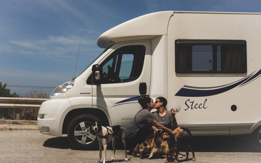 Cera una Bolla in camper in Sardegna